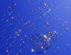 Blue Bubbly