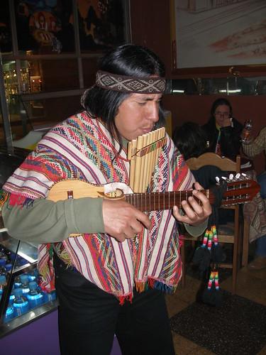 Archibald Moscoso was in 2006 te Middelharnis de laatst gespotte Peruaan in Nederland.