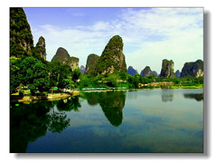 Guilin, China (hk_traveller) Tags: 2003 china trip travel autumn vacation color green canon photo interestingness interesting asia flickr 300d canon300d guilin traveller explore turbo    douban top500    i500 view1000 turbophoto