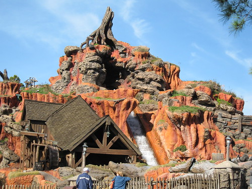walt disney world florida pictures. Splash Mountain at Walt Disney