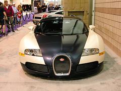 auto show cars autoshow bugatti nikon8800 veyron denverautoshow