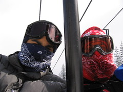 itz me fool (36 Chambers) Tags: snow ski snowboarding mac pimp gangsta thug