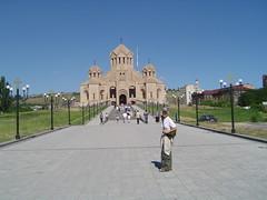 Yerevan (trianon) Tags: church cathedral armenia yerevan