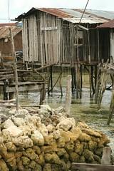 tungha-an (Farl) Tags: wood travel school sea house water strand island muslim philippines poor impoverished manmade reality sulu reef economy elementary stilts mindanao laud tawitawi simunul tubigindangan