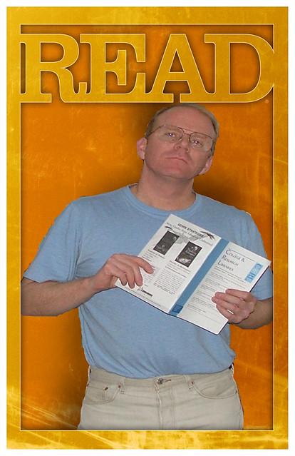 Jeffrey's Read Poster.
