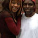 Debra Wilson and I