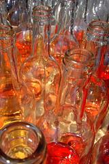 Vinicolors (Loutseu) Tags: orange color glass colors lines rose bottle bottles curves line curve lignes rosé ligne verre bouteille bouteilles courbe courbes vinrosé