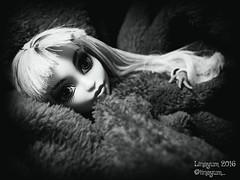 Insomnia (Linayum) Tags: twyla mh monsterhigh monster mattel doll dolls muñeca muñecas toys juguetes monochrome linayum