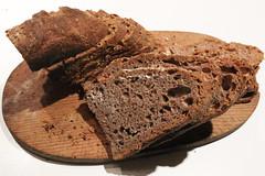 Sliced No-knead Atta Bread (meg williams2009) Tags: bakingbread nokneadbread attaflour semolina semolinaflour wholewheatsemolinaflour slicedbread
