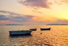 Boats (Francesco Impellizzeri) Tags: trapani sicilia sunset