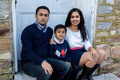 Shah Family 2016 - 17