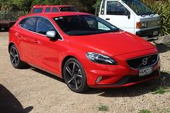 HAM 213 (ambodavenz) Tags: volvo v40 t5 r design car governors bay canterbury new zealand