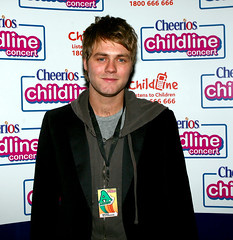 Brian McFadden Childline 2007