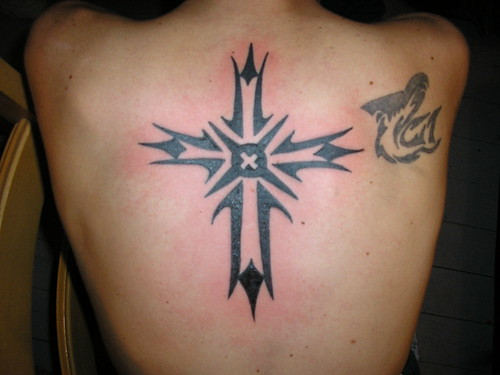 Christian Cross Tattoos Designs