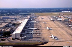Hartsfield-Jackson Atlanta International Airport (garyhymes) Tags: atlanta classic tarmac airport rj atl jet engine delta passengers international boeing airlines runway travelers 757 tar 767 airliners l1011 hartsfieldjackson 727 rotate deltaairlines hartsfieldjacksonatlantainternationalairport