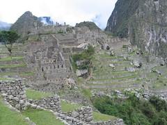 Machu Picchu; panorama 3