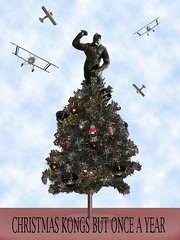 ROB'S 2005 CHRISTMAS CARD (zero g) Tags: xmas silly movie artwork funny lol cartoon surreal kingkong parody robjan sciencefiction monsters xmascard eclectic imagemanipulations whimsical bizzare zerog christmascard artdistrict tripler merryxmas itsabsurdbutwelikeit cinematicmoments geekmas 3rrrfm laughoutloud scificatchall madefortheholidays artmixedmedia oddstrangeabnormal internetartistsgallery funnyphotoshoppictures sificritters reallyunlimited photomodificationnolimits anniversaryandcelebrationcards monstermayhem scienceficiton stuffstuffstuff anythingeverything48490photos712memberscounting godzillaandothergiantmonsters flickrholidaycardsyoumade