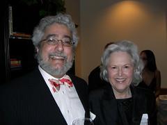 Gordon Rubinstein and wife (Rahim Rahman) Tags: holidayparty myoffice gordonr
