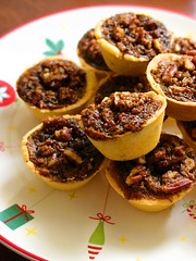 pecan tartlets (chotda) Tags: food baking pecan nut tartlets tart tarts sugar sweet treats holiday recipe