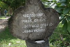 the numbers (Magalie L'Abb) Tags: cambodia phnom penh phnompenh killingfields killing field mass grave massgrave war khmer rouge khmerrouge genocide choeungek camp