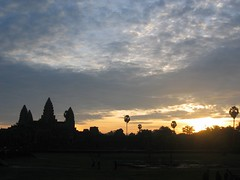 Sunrise @ Angkor Wat, Cambodia