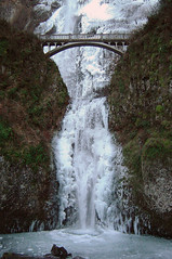 Multnomah Falls, Oregon - by Matt McGee