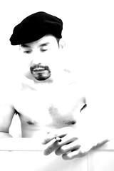 Break IV (joto25) Tags: winter portrait selfportrait man male break rest joto25 jotography jtloh