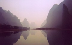 Passage (monkeytime | brachiator) Tags: china mountains reflection water lines fog delete10 river delete9 delete5 delete2 liriver delete6 guilin delete7 yangshuo contest dream save3 delete8 delete3 save7 delete delete4 save save2 hills save4 mysterious save5 peaks save6 ghostly waveform guangxi schist specland mothernatureatherbest deletedbydeletemeuncensored