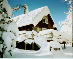campsnow (winteridge2) Tags: winter camp snow cabin top20winter faves 50 tughill lakeeffect montague lewiscounty splendiferous 25faves abigfave