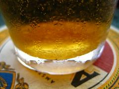 Amstel Beer (ion-bogdan dumitrescu) Tags: light sun cold water beer glass amsterdam backlight drink bubbles drop fresh bubble backlit refreshing liquid dripping amstel alchool bitzi ibdp findgetty ibdpro wwwibdpro ionbogdandumitrescuphotography