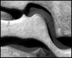 Sand and Water (Torri 479) Tags: california bw abstract beach coast blog sand carlsbadca sshape curvingsand sandiegonaturalhistorymuseum wateracaliforniastorywwwsdnhmorg