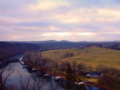 The Missouri Ozarks (sdeinhorn) Tags: christmas branson missouri ozarks college landscape river