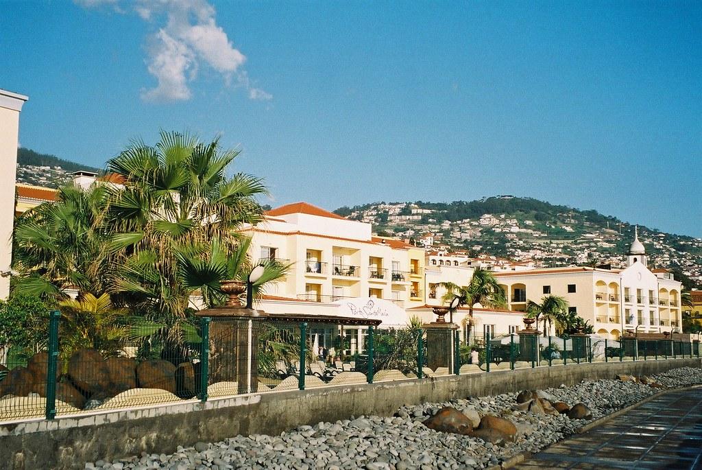 Hotel Porto Santa Maria, Funchal, Madeira