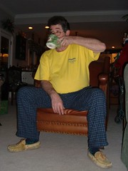12/25/05 - My Parents' House: Dad (mavra_chang) Tags: christmas family christmas2005 stewie christmasday christmasday2005