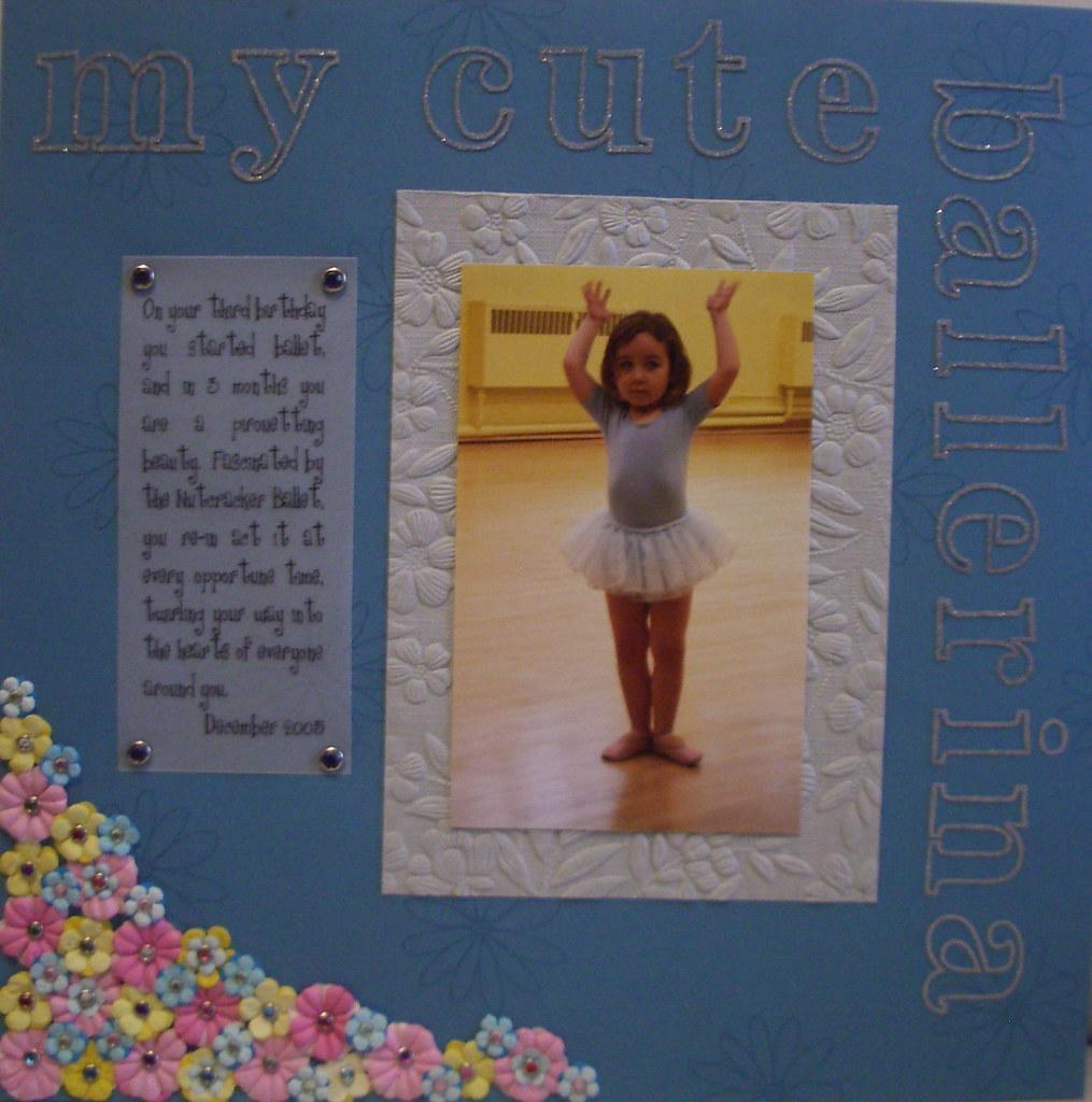 My Cute Ballerina