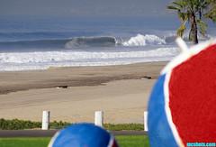 Dockweiler7B (mcshots) Tags: usa california socal southbay dockweiler surf storm swells waves bigwednesday 122105 ocean buoys beach mcshots