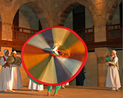 sufi dancer in cairo | Flickr - Photo Sharing!