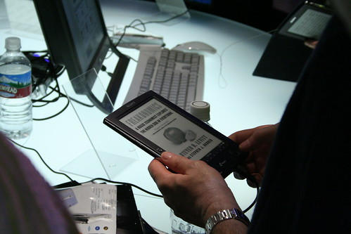 Sony e-Reader von AZAdam.