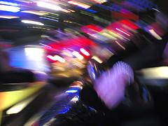 Turn at great speed! (kokeshi) Tags: bristol harbourside dodgems