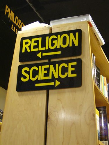 religion science