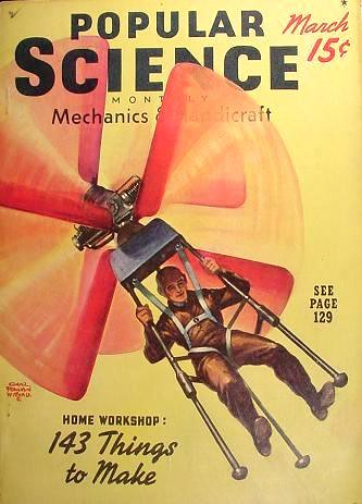 Portadas antiguas de revistas cientificas