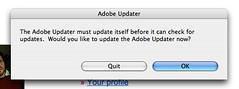 Update (rynsms) Tags: adobephotoshop adobe copywriting adobeupdater goodcopywriting