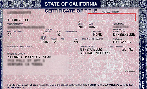Ca Dmv Car Registration >> California Dmv Title Number Pictures to Pin on Pinterest - ThePinsta