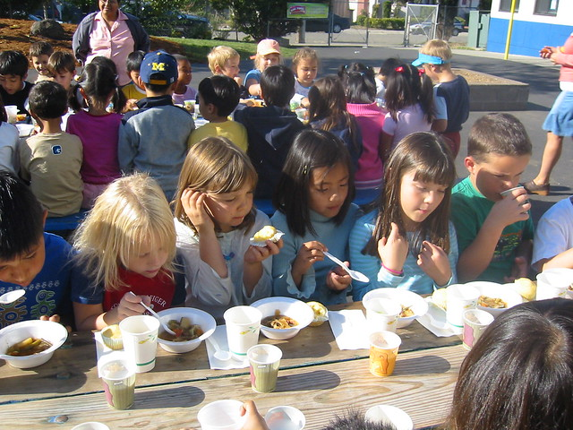 The First Grade Feast 2005