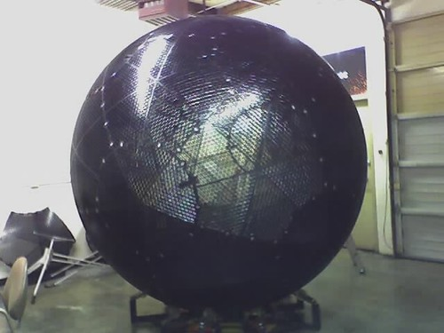 Giant mouse ball