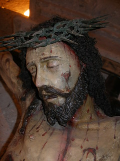 Great suffering Jesus!