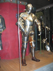 Tower of London - Henry the 8th's armour (maryanne3) Tags: worldtrip england london uk