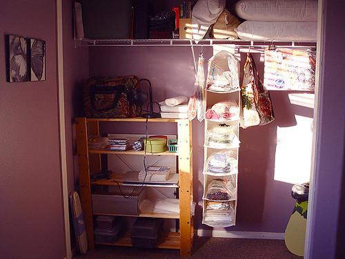Pretty Organized - Closet