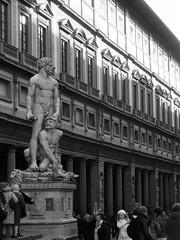 Uffizi (K.Walsh) Tags: florence uffizi