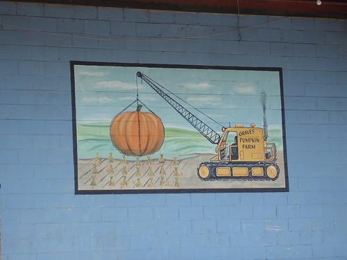 Graves' Pumpkin Farm, Farmer's Market, Birmingham AL